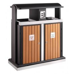 Abfallbehälter für Abfalltrennung