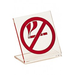 """Tischaufsteller """"Rauchverbot"""""""