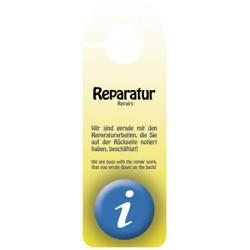 """Türhänger """"Reparatur"""""""